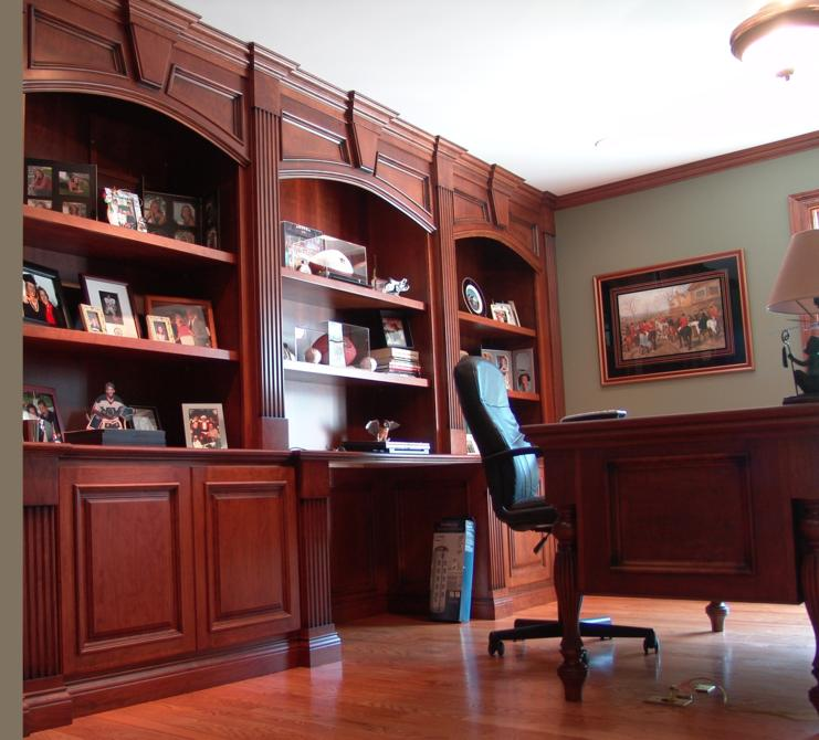 Custom Home Offices